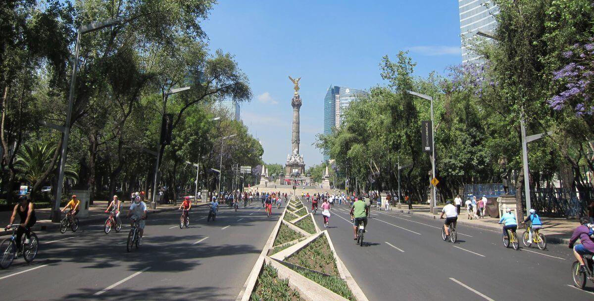 Hotel cerca de Reforma