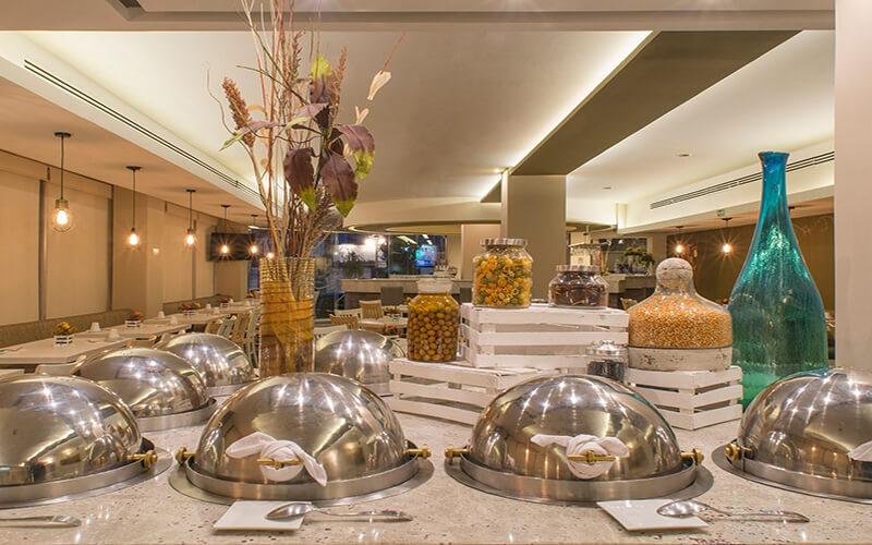 Restaurante Hotel Stanza