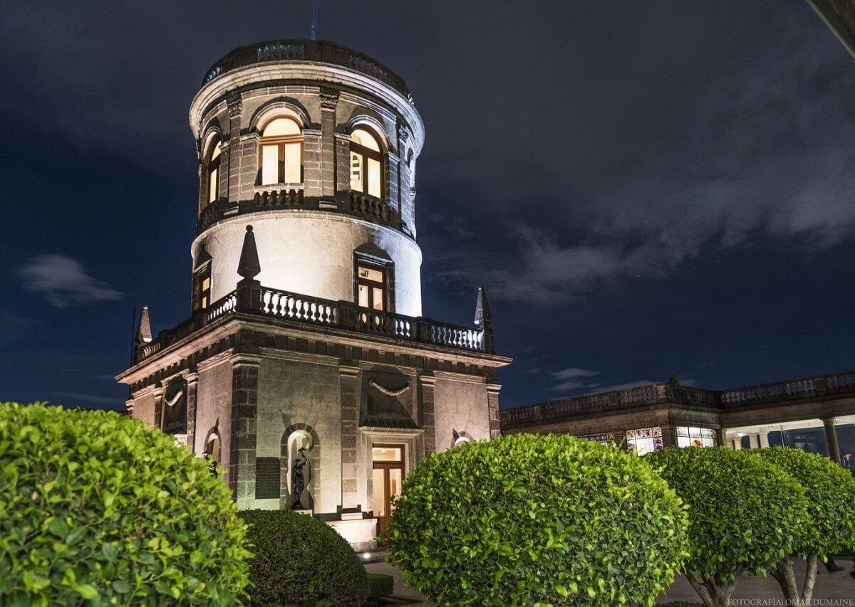hotel cerca del castillo de chapultepec