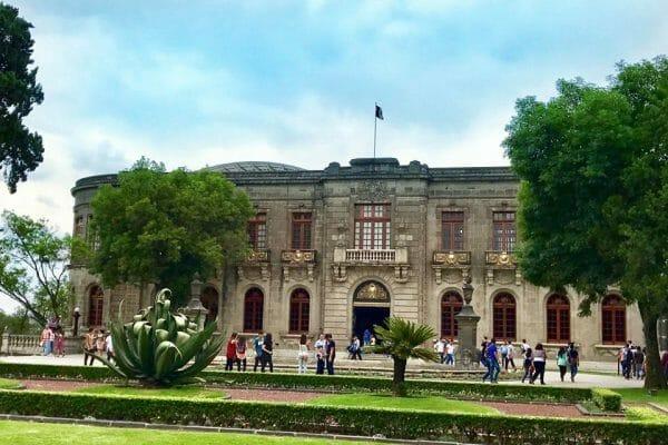 Chapultepec, museo del castillo