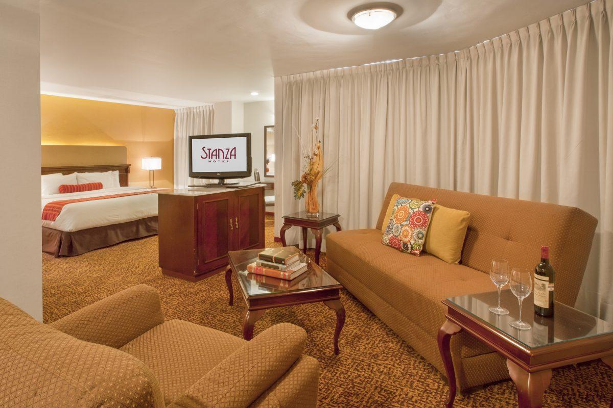 Habitación Suite King