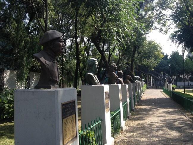 mejores parques plazas jardines roma condesa plaza compositores